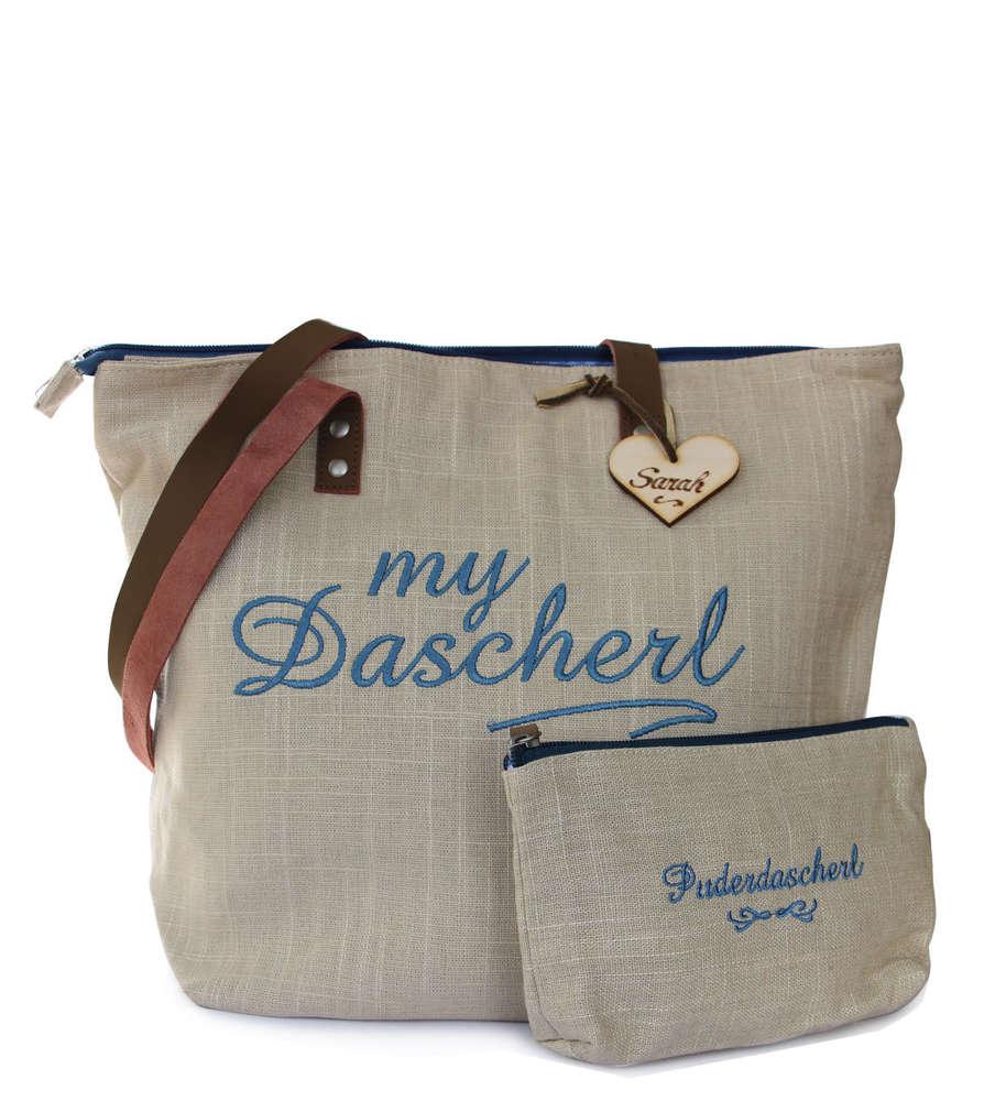 08acd3d9fcd01 myDascherl Geschenk-Set  Klassik-   Puderdascherl - www.mydascherl ...